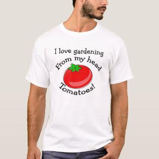 T-shirt J'aime faire du jardinage !
