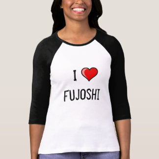 T-shirt J'aime Fujoshi