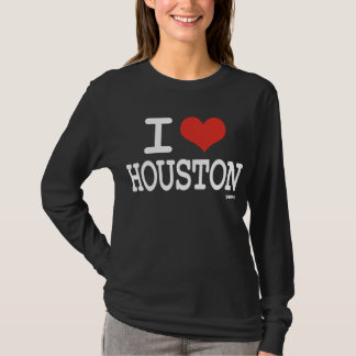 T-shirt J'aime Houston