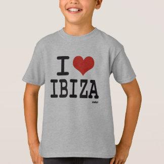 T-shirt J'aime Ibiza