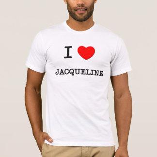 T-shirt J'aime Jacqueline