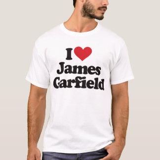 T-shirt J'aime James Garfield
