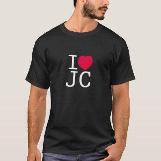 T-shirt J'aime JC