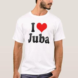 T-shirt J'aime Juba, Soudan du sud