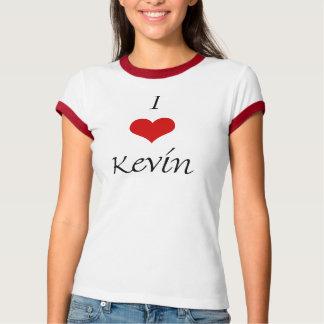 T-shirt J'aime Kevin