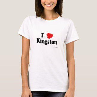 T-shirt J'aime Kingston