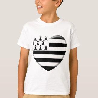 T-shirt j'aime la Bretagne