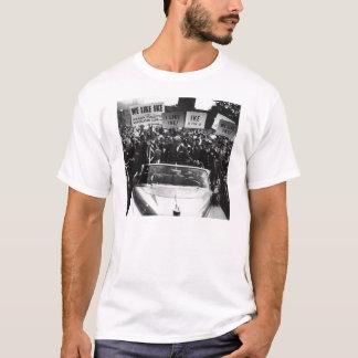 T-shirt J'aime la campagne d'Ike Dwight David Eisenhower