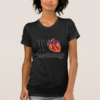 T-shirt J'aime la cardiologie