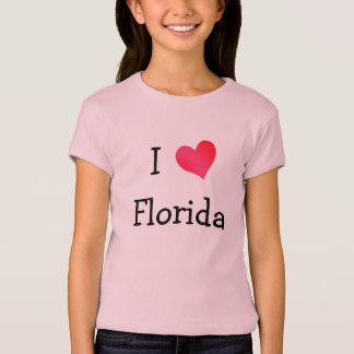 T-shirt J'aime la Floride