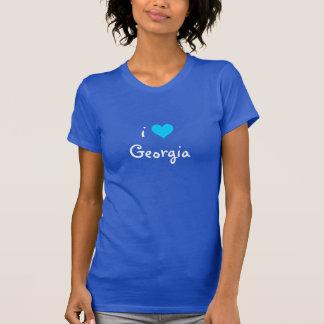 T-shirt J'aime la Géorgie