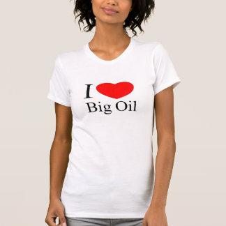 T-shirt J'aime la grande huile