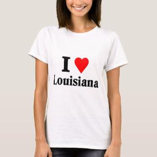 T-shirt J'aime la Louisiane