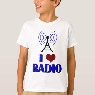 T-shirt J'aime la radio