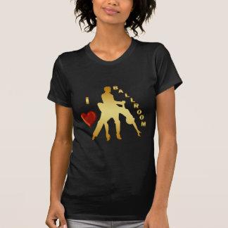 T-shirt J'aime la salle de bal