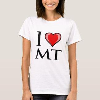 T-shirt J'aime la TA - Montana