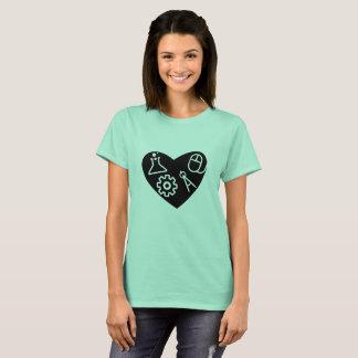 T-shirt J'aime la TIGE