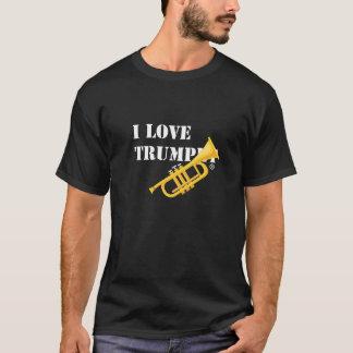 T-shirt J'aime la trompette
