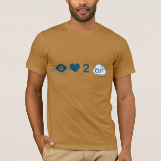 T-shirt J'aime l'abattage 2
