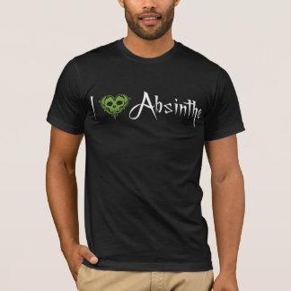 T-shirt J'aime l'absinthe