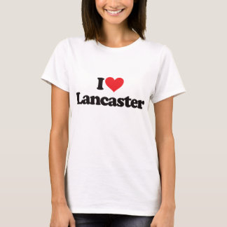 T-shirt J'aime Lancaster