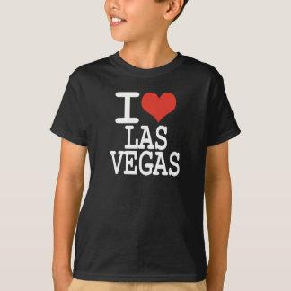T-shirt J'aime Las Vegas