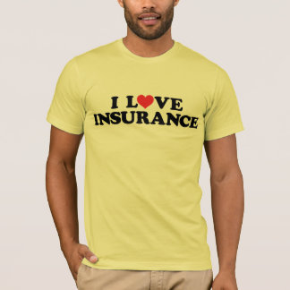 T-shirt J'aime l'assurance