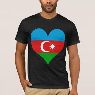 T-shirt J'aime l'Azerbaïdjan