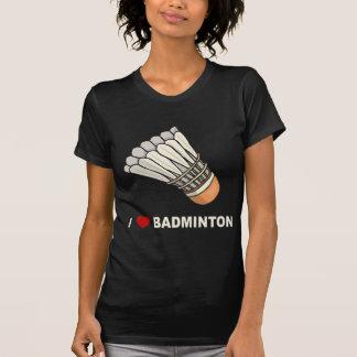 T-shirt J'aime le badminton