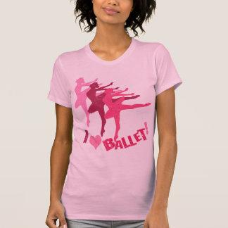 T-shirt J'aime le ballet