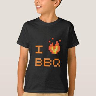 T-shirt J'aime le BBQ