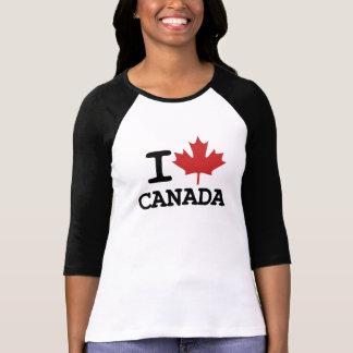 T-shirt J'aime le CANADA