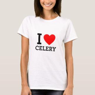 T-shirt J'aime le céleri