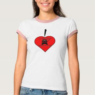 T-shirt J'aime le chimio Ninja