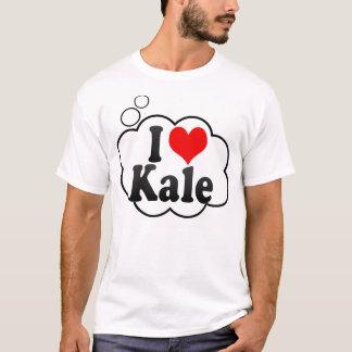 T-shirt J'aime le chou frisé