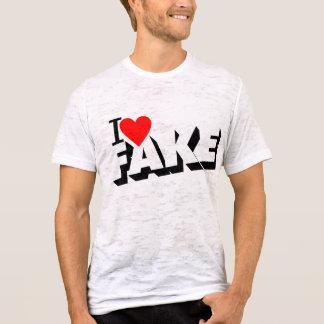 T-shirt J'aime le faux