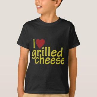 T-shirt J'aime le fromage grillé