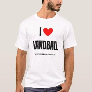 T-shirt J'aime le handball