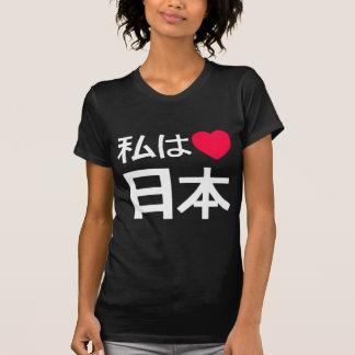 T-shirt J'aime le Japon