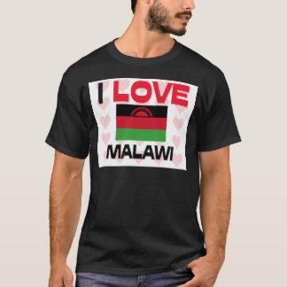 T-shirt J'aime le Malawi