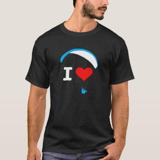 T-shirt J'aime le parapentisme