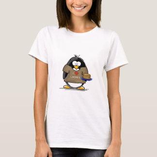 T-shirt J'aime le pingouin de Latkes