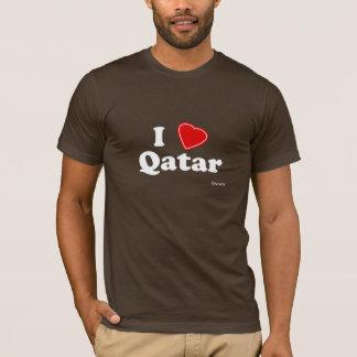 T-shirt J'aime le Qatar