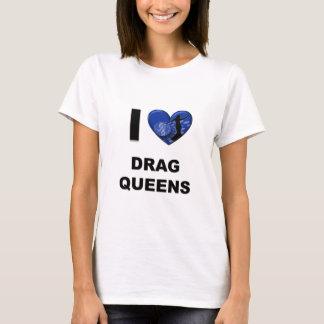 T-shirt J'aime le Queens d'entrave