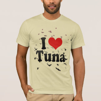 T-shirt J'aime le thon