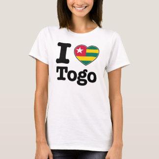 T-shirt J'aime le Togo