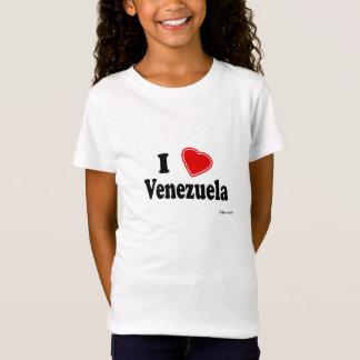 T-Shirt J'aime le Venezuela