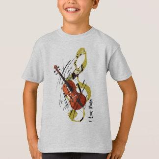 T-shirt J'aime le violon