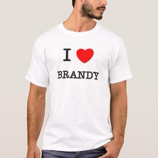 T-shirt J'aime l'eau-de-vie fine