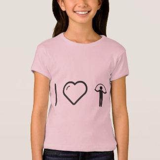 T-shirt J'aime les cordes à sauter